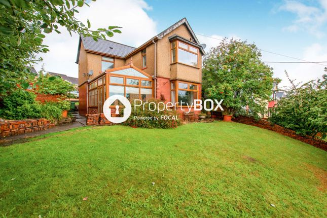 Thumbnail Detached house for sale in Broadway, Pontypool