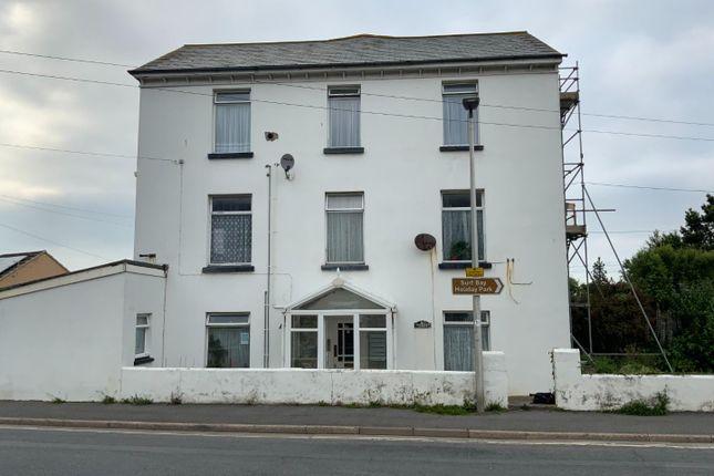 Thumbnail Flat to rent in Eastbourne Terrace, Westward Ho, Bideford