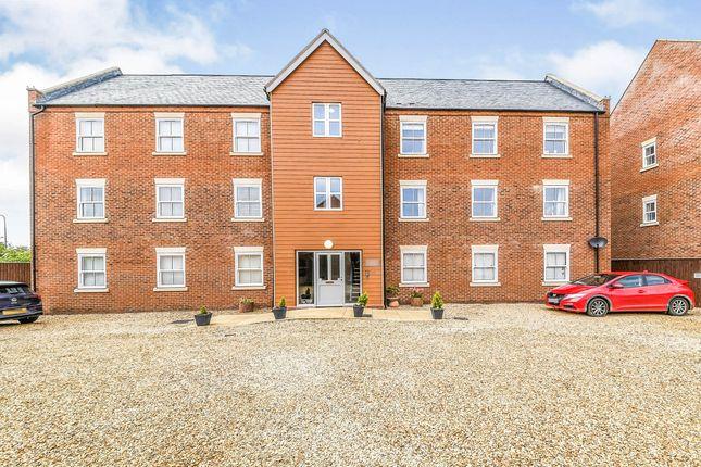 2 bed flat for sale in Railway Sidings Yard, Snettisham, King's Lynn PE31