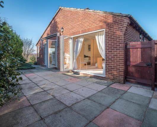 Patio Area of Church Lane, Farndon, Chester, Cheshire CH3