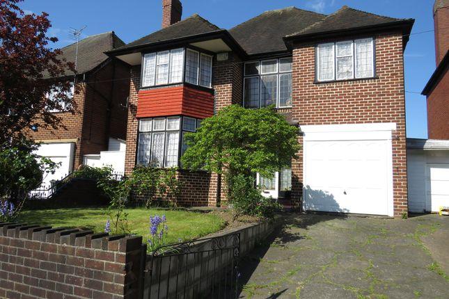 4 bed detached house for sale in Beaudesert Road, Handsworth, Birmingham