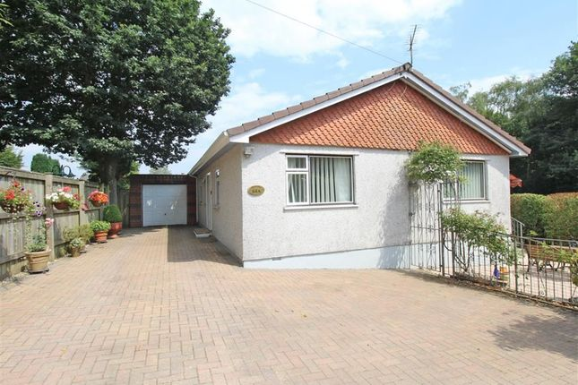 Thumbnail Detached bungalow for sale in Glenfield Road, Glenholt, Plymouth