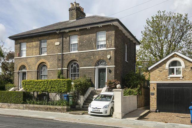 Thumbnail Semi-detached house for sale in Lyndhurst Way, Peckham
