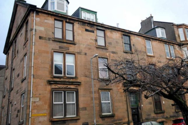Thumbnail Flat for sale in Ardgowan Street, Greenock
