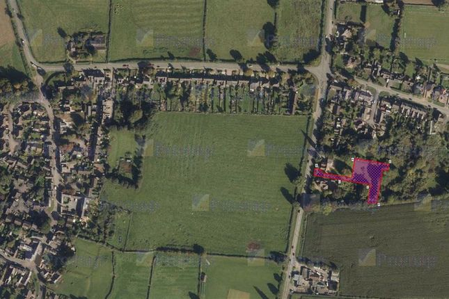 Thumbnail Land for sale in Hollyhurst, Plot A, Lutterworth Road, Dunton Bassett, Leicestershire