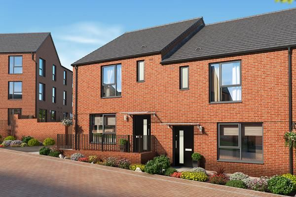 """Thumbnail Property for sale in """"The Rivelin At Birchlands"""" at Earl Marshal Road, Sheffield"""