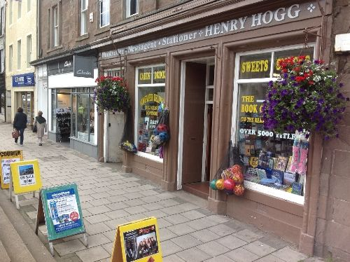 Retail premises for sale in Montrose, Angus