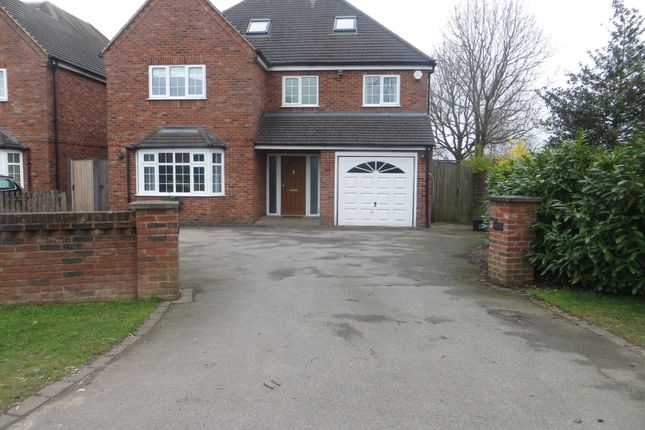 Thumbnail Detached house for sale in Tilehouse Green Lane, Knowle, Solihull B93, Solihull,