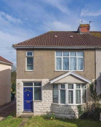 Thumbnail Semi-detached house to rent in Station Road, Filton, Bristol