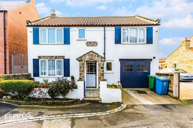 Thumbnail Detached house for sale in Porret Lane, Hinderwell, Saltburn-By-The-Sea, North Yorkshire
