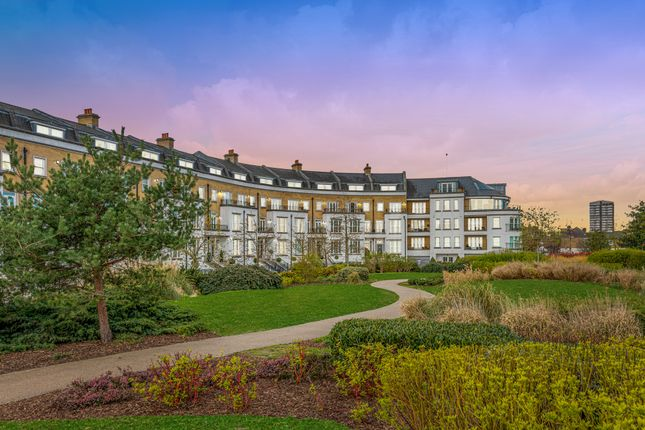 Thumbnail Town house for sale in Imperial Crescent, Fulham