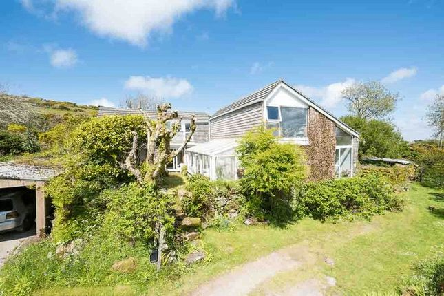 Thumbnail Detached house for sale in Towednack, St. Ives