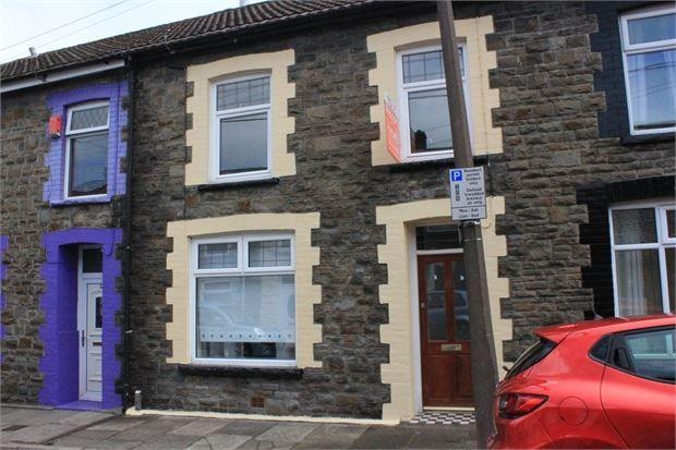 Thumbnail Terraced house to rent in Primrose Street, Tonypandy, Rhondda Cynon Taff.