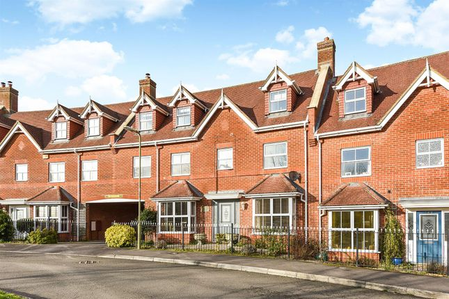 Thumbnail Terraced house for sale in Berry Way, Andover