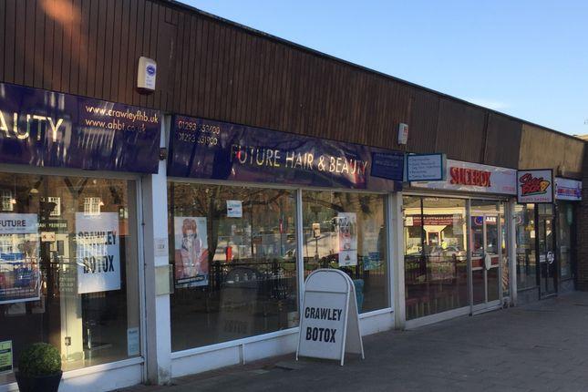 Thumbnail Retail premises for sale in Broad Walk, Crawley