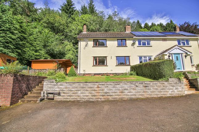 Thumbnail Semi-detached house for sale in Heol-Y-Fforest, Castle Road, Tongwynlais