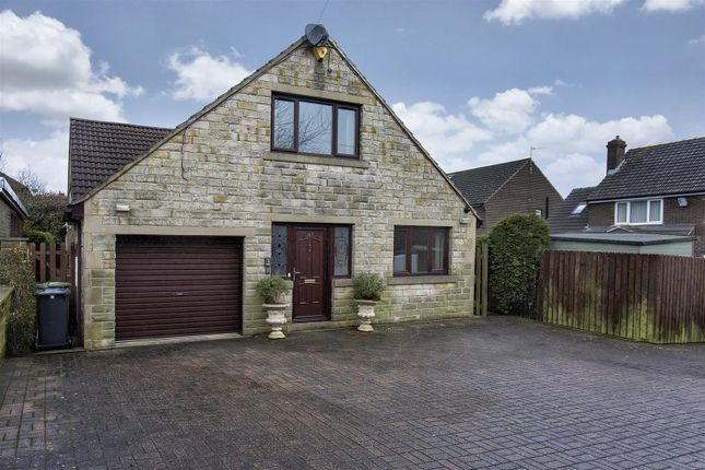 Thumbnail Detached house for sale in Laund Road, Salendine Nook, Huddersfield