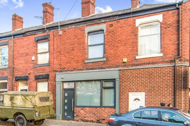 Thumbnail Terraced house for sale in Old Road, Hyde, Greater Manchester