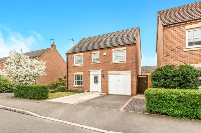 Thumbnail Detached house for sale in Leylands Way, Chase Meadow Square, Warwick