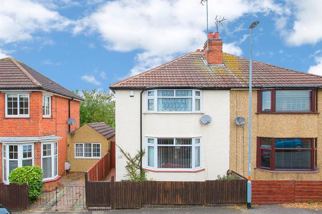 3 bed semi-detached house for sale in Neale Avenue, Kettering