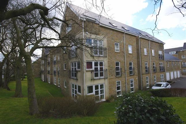 Thumbnail Flat for sale in Regent Court, Savile Park, Halifax