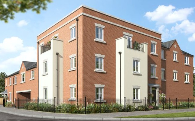 Thumbnail Flat for sale in The Roseberry, City Road, St Helens, Merseyside