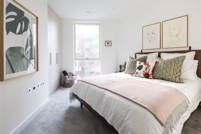 Bedroom 1 of Abbey Road Cross, 131-143 Belsize Road, South Hampstead, London NW6