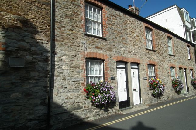 Thumbnail Terraced house to rent in Fore Street, West Looe, Cornwall
