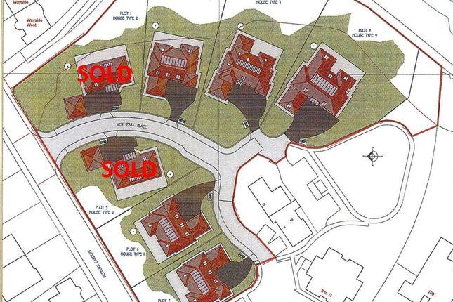 Thumbnail Detached house for sale in New Park Place Development, Plot 3, Hepburn Gardens, St Andrews