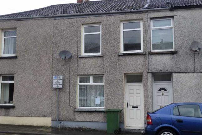 Thumbnail Terraced house to rent in Pembroke Street, Aberdare, Rhondda Cynon Taf