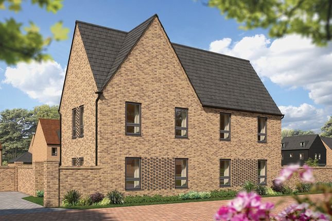 """Thumbnail Property for sale in """"The Jasmine"""" at Station Road, Longstanton, Cambridge"""