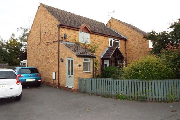 Thumbnail Town house to rent in Herons Court, West Bridgford, Nottingham