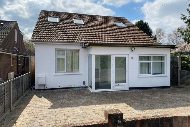 Detached bungalow for sale in Pooley Green Road, Egham