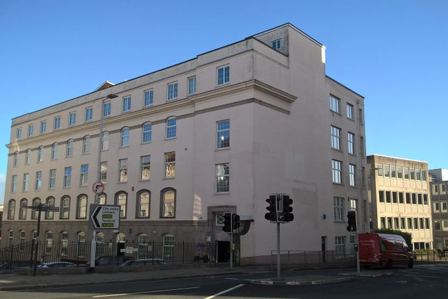 Thumbnail Office to let in Lockyer Street, Plymouth