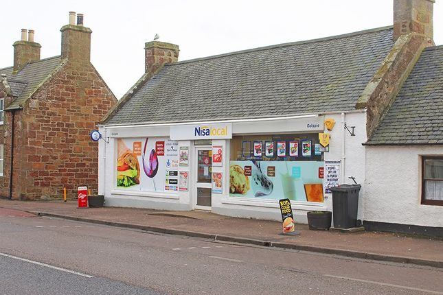 Thumbnail Retail premises for sale in Investment Opportunity - Nisa Store, Main St, Golspie