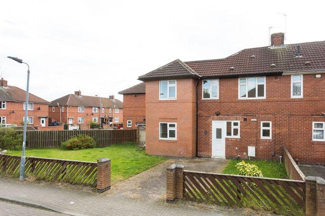 Thumbnail Terraced house for sale in Kirkham Avenue, Huntington Road, York
