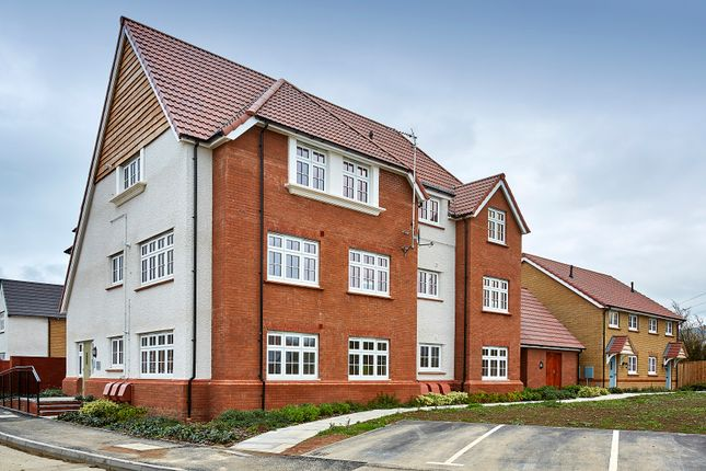 Thumbnail Flat for sale in Type 1, Plot 61, Evesham Road, Bishops Cleeve, Gloucestershire