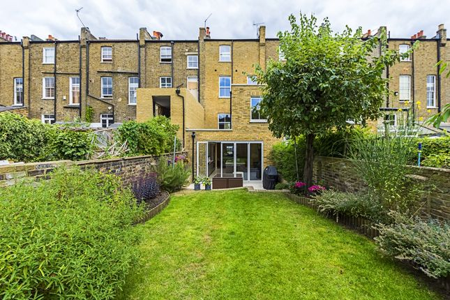 Thumbnail Terraced house to rent in Fentiman Road, London