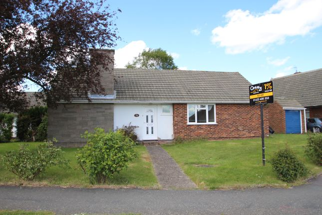 Thumbnail Bungalow to rent in Bramley Crescent Bearsted, Maidstone