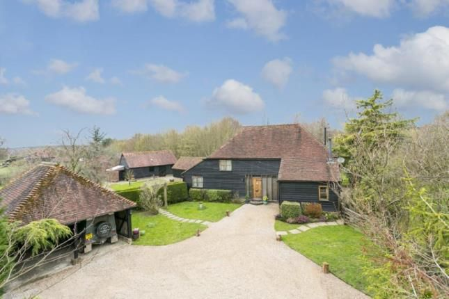 Thumbnail Detached house for sale in London Road, Maresfield, Uckfield, East Sussex