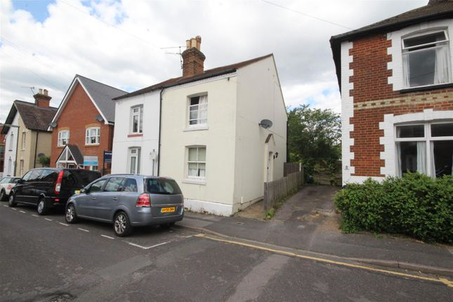 Thumbnail Semi-detached house for sale in Queens Road, Guildford