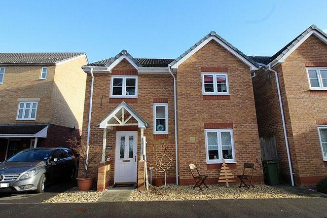 Thumbnail Detached house for sale in Meadow Way, Tyla Garw, Pontyclun, Rhondda, Cynon, Taff.