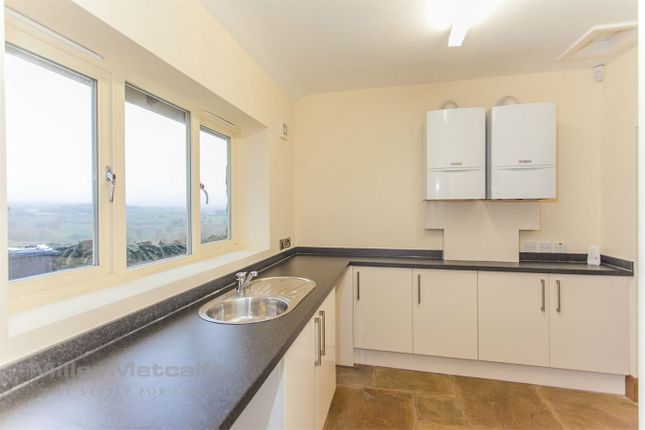 Thumbnail Detached house for sale in Off Ramsbottom Road, Hawkshaw, Bury