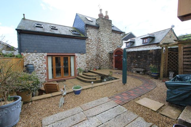 Thumbnail Barn conversion for sale in Church Lane, St. John, Torpoint