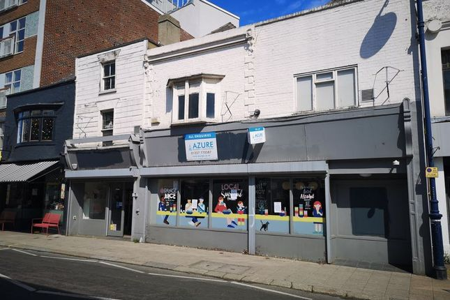 Thumbnail Retail premises to let in High Street, Whitstable