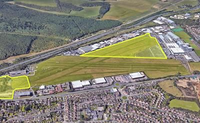 Thumbnail Land to let in Innovation Park Medway, Maidstone Road, Rochester, Kent