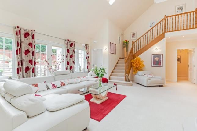Lounge of Bowmore Crescent, Thorntonhall, South Lanarkshire G74