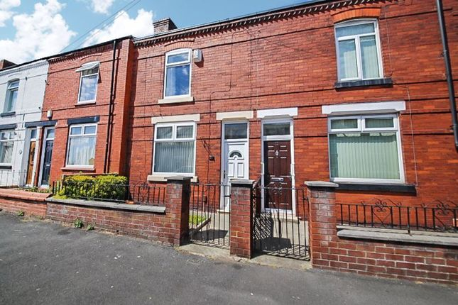 2 bed terraced house to rent in Birch Street, Springfield, Wigan WN6