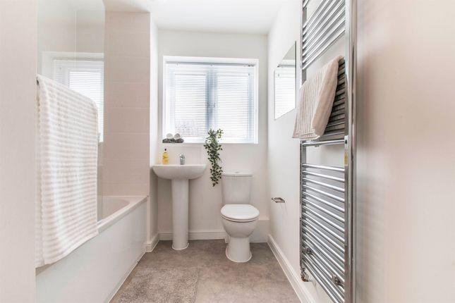 Bathroom of Greenview Mount, Leeds LS9