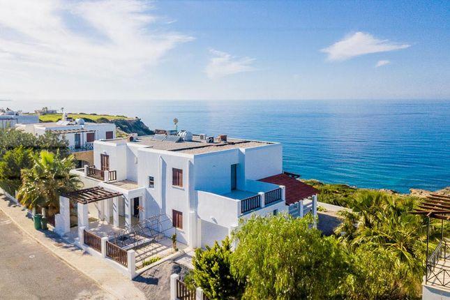 Thumbnail Villa for sale in Breathtaking Seafront Villa For Sale, Küçük Erenköy, Cyprus